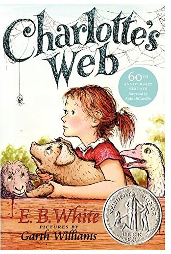 Charlotte's Web - Vegan Christmas Gifts
