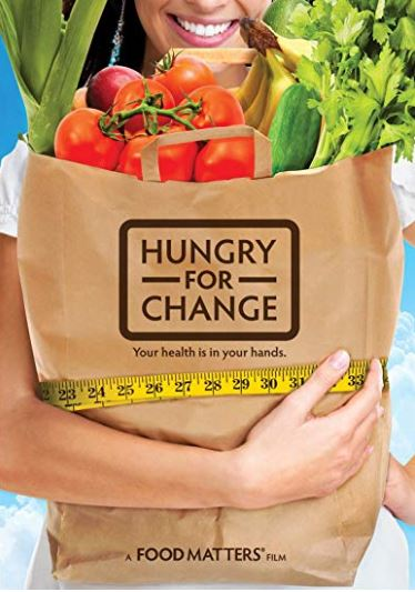 Health & Food Industry Related Documentaries - Hungry For Change (2012)