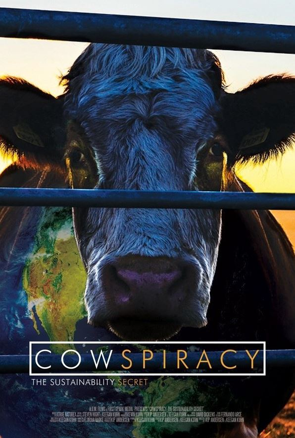 Documentaries for Environment & Species Extinction - Cowspiracy (2014)