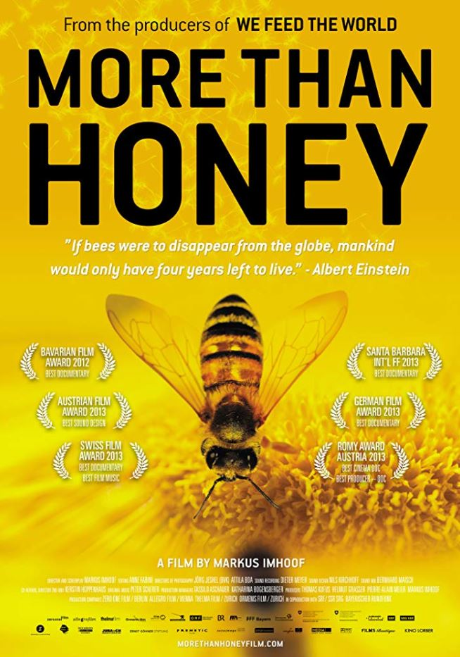 Documentaries for Environment & Species Extinction - More Than Honey (2012)
