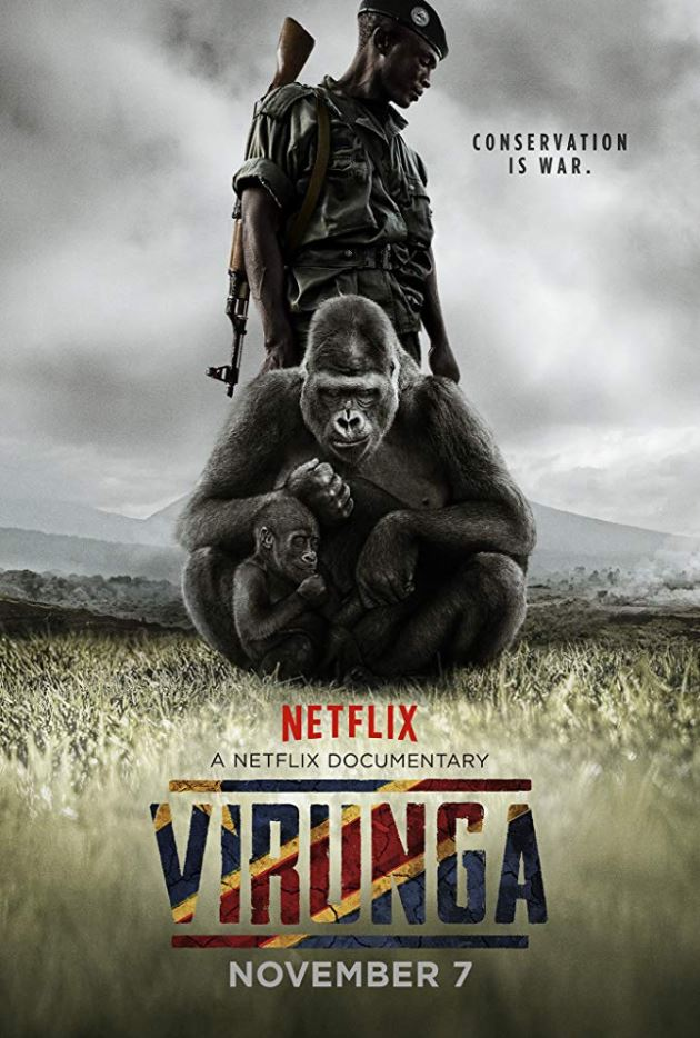 Documentaries for Environment & Species Extinction - Virunga (2014)