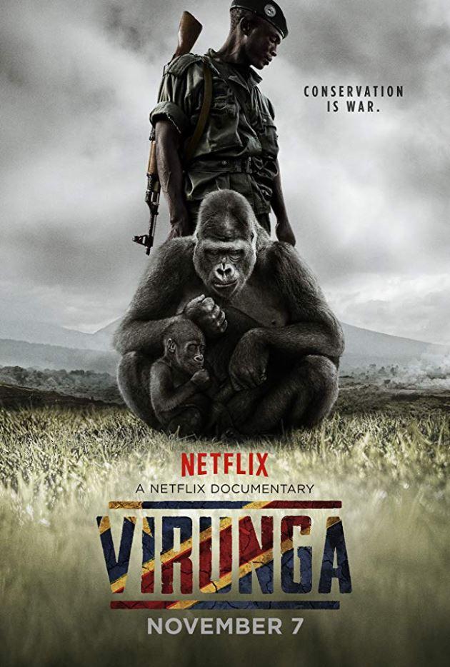Documentaries for Environment & Species Extinction - Virunga (2014)