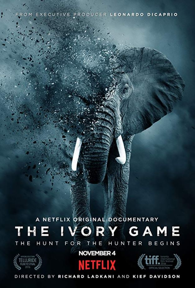 Documentaries for Environment & Species Extinction - The Ivory Game (2016)