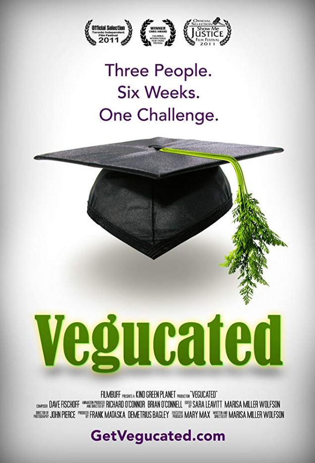 Inspirational Vegan Documentaries - Vegucated (2011)