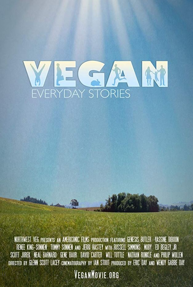 Inspirational Vegan Documentaries - Vegan: Everyday Stories