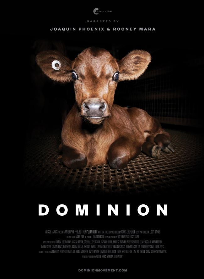 Vegan Animal Rights Documentaries - Dominion (2018)