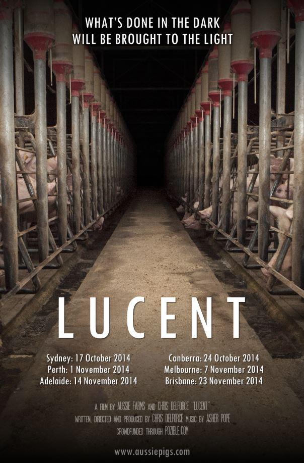 Vegan Animal Rights Documentaries - Lucent (2014)