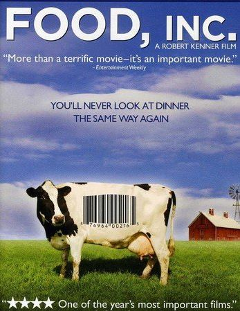 Health & Food Industry Related Documentaries - Food Inc (2008)