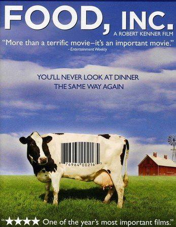 Health & Food Industry Related Documentaries - Food Inc (2008)