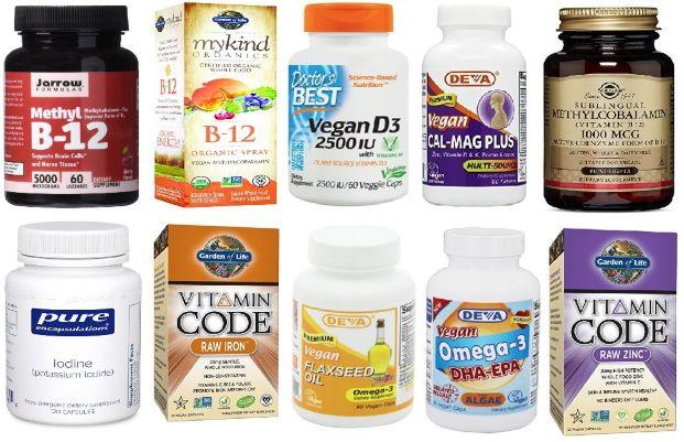Best Vegan Supplement Brands Review