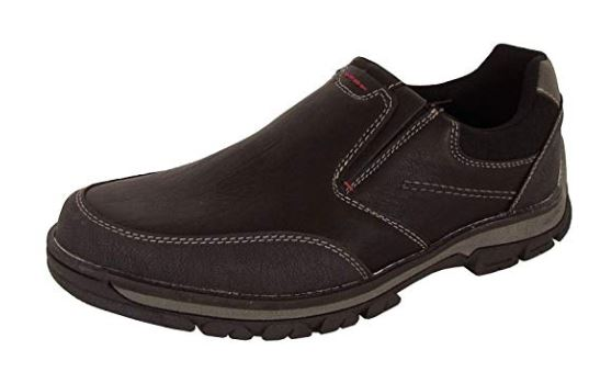 Men's Vegan Casual Slip On Loafer Shoes