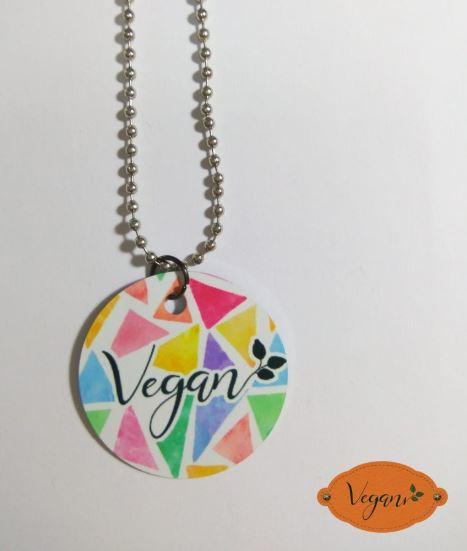 Vegan Chain & Pendants