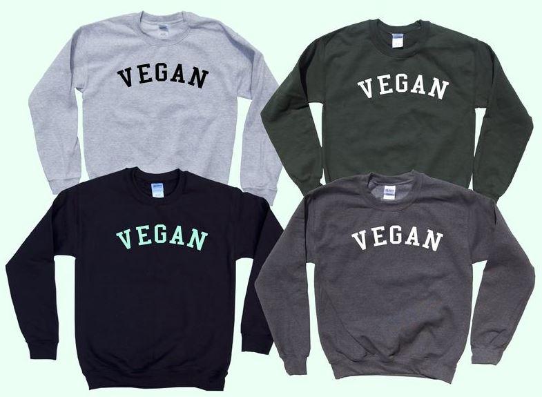 Unisex Vegan Sweaters
