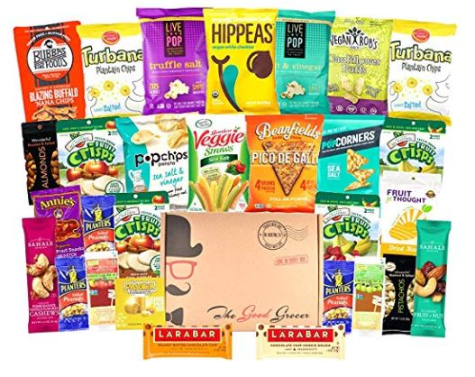 Gluten-Free & Vegan Snacks Care Package