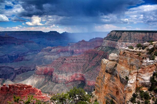 Grand Canyon National Park: Best & Most Visited National Parks in the World / beautiful famous popular largest national parks