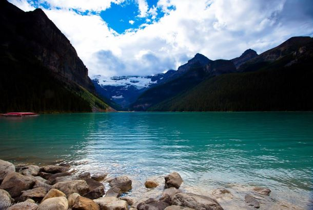 Banff National Park: Best & Most Visited National Parks in the World / beautiful famous popular largest national parks