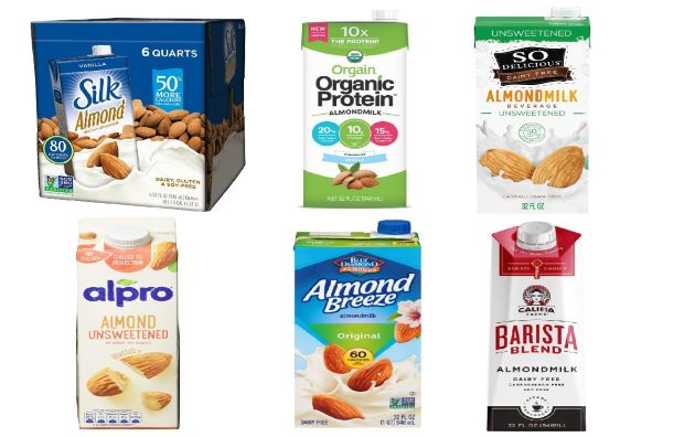 Best Almond Milk Brands Review